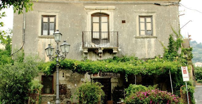 A Palermo con il Padrino, ambientazioni film