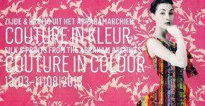 Couture in Colour, fino ad agosto a Zurigo