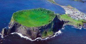 Jeju, l'isola vulcanica in Corea