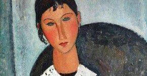"""""""Modigliani, Soutine e gli artisti maledetti"""" mostra a Palazzo Reale, Milano"""