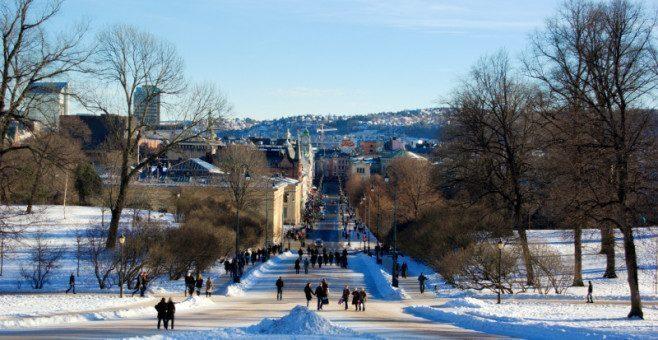 Quando NON andare a Oslo, a Pasqua o mai?