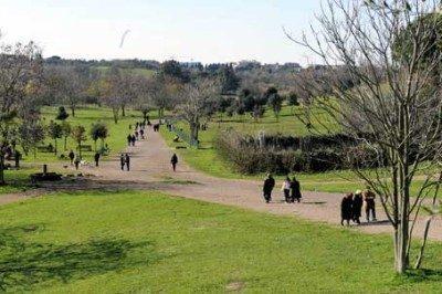 parchi di roma top 10