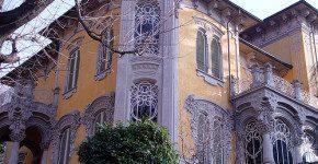Profondo Rosso a Torino a Villa Scott