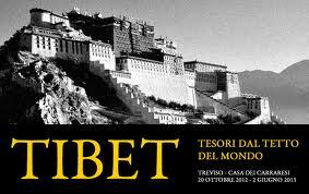 tibet mostra