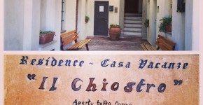 Dormire a Suvereto: Il Chiostro residence