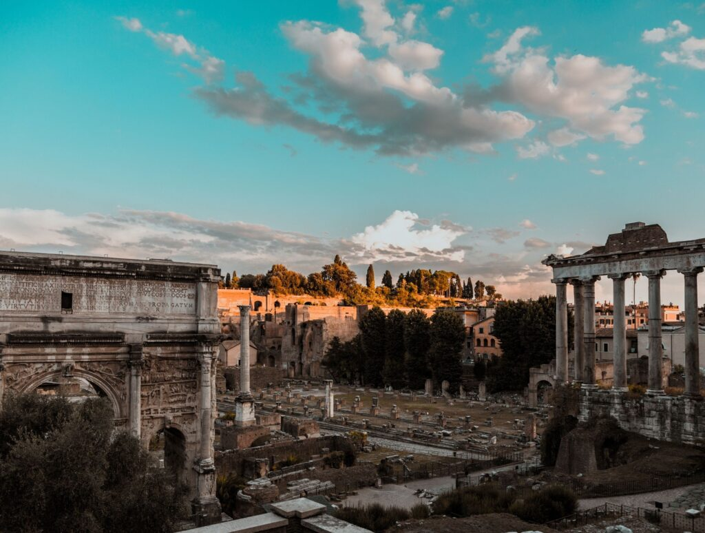 Roma 48 ore a piedi