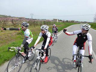 bike blogger tour