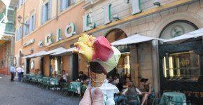 Tre gelaterie a Roma per la primavera