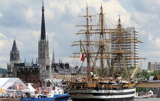 Armada 2013 a Rouen, festa in Francia a giugno