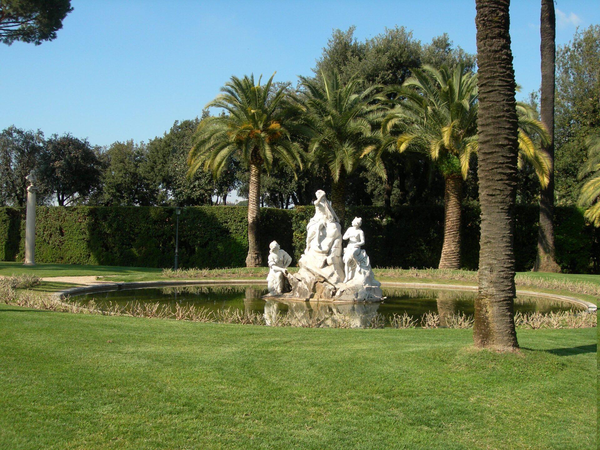 Visitare gratis i giardini del quirinale il 2 giugno - I giardini del quirinale ...
