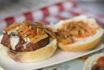 la vespa burger bar barcellona