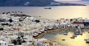 Mykonos, la Grecia del divertimento