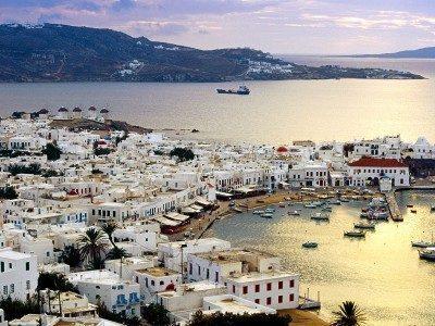 Mykonos-viaggi