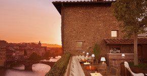 Terrazza con vista a Firenze, un'esperienza e un concorso