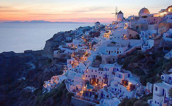Santorini, l'Isole delle Cicladi più romantica