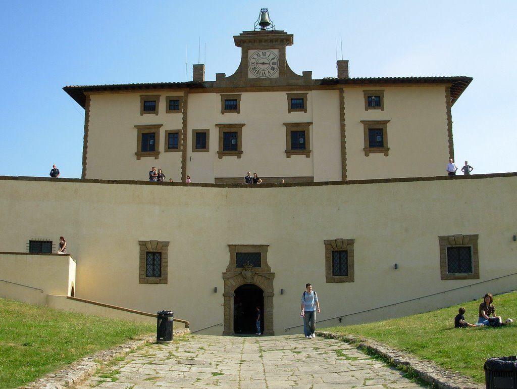 Forte Belvedere a Firenze