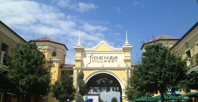 Fidenza Village, Chic Outlet Shopping a Parma