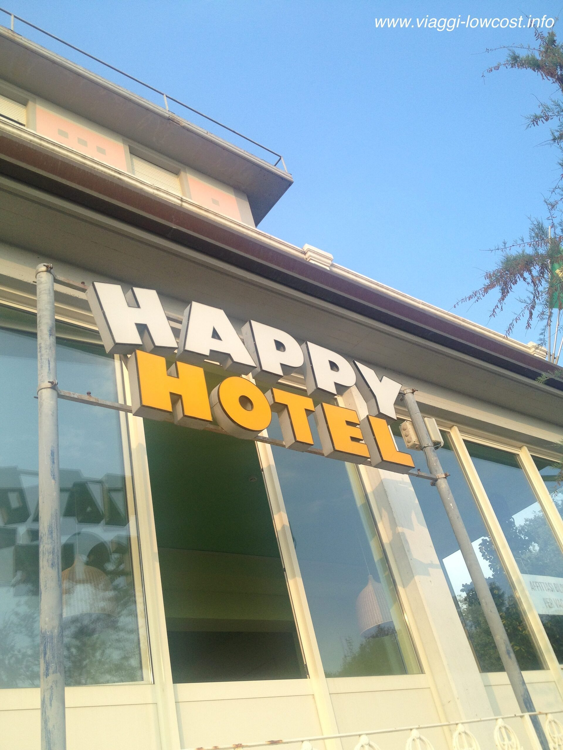 hotel happy versilia