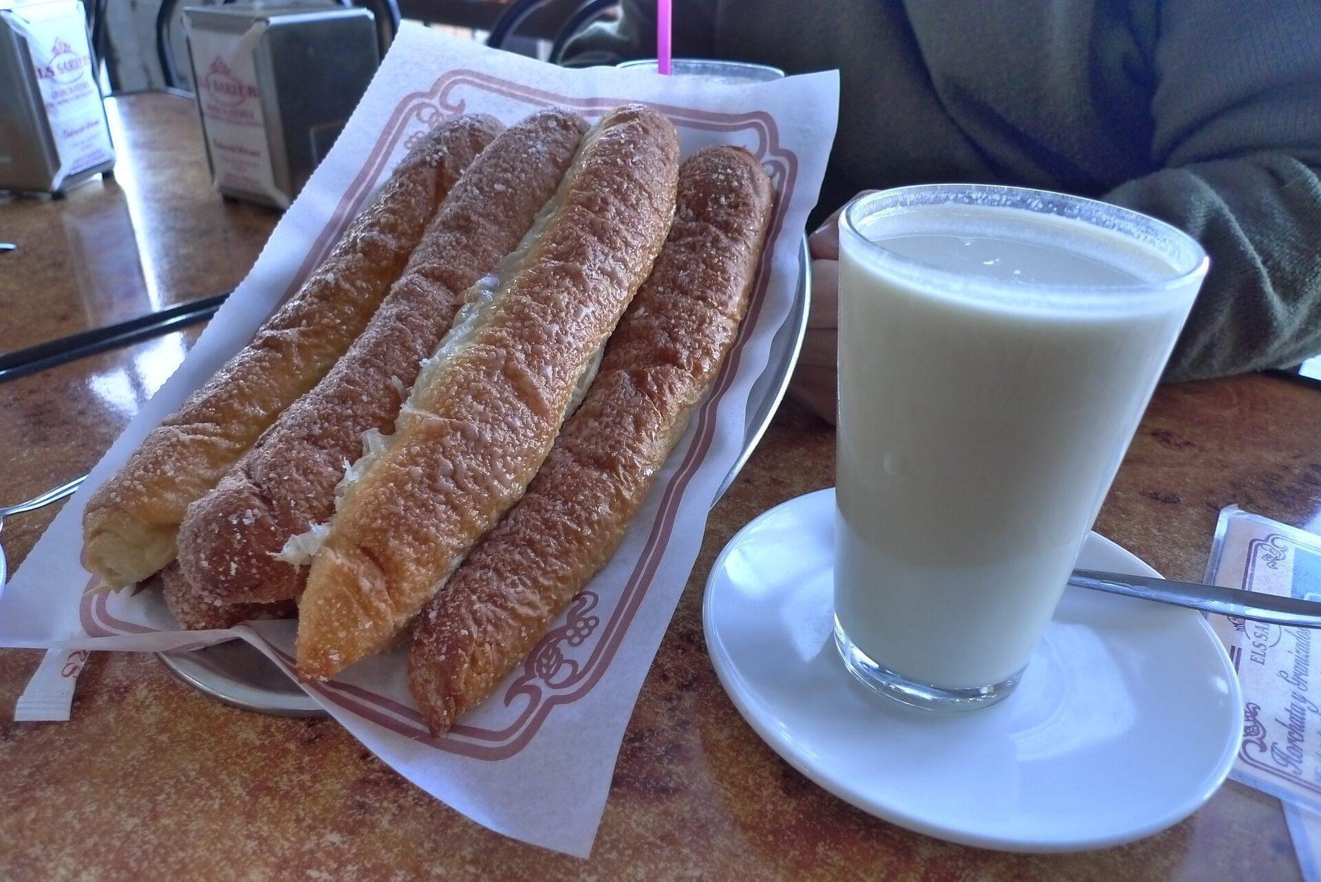 horchata-valencia