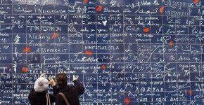 Muro dei Ti Amo a Parigi