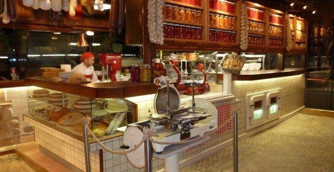 Mangiare al Pomod'Oro, a Rimini