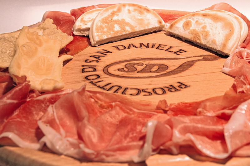 Prosciutto San Daniele in Friuli