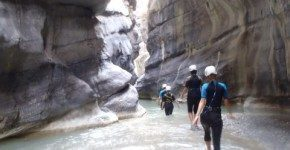 Escursioni in Calabria: trekking e canyoning