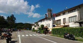 Al valico di Viamaggio, tra Toscana ed Emilia Romagna