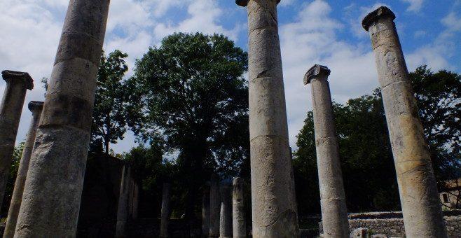 Siti archeologici in Molise: la città romana di Sepino