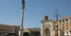Lecce: visita della capitale del Salento