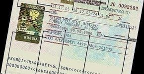 Come fare il visto per la Russia