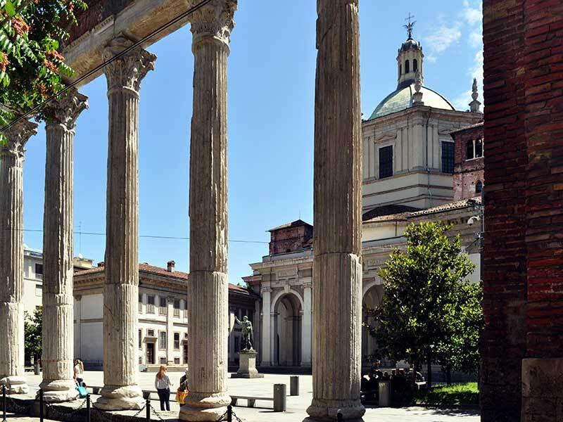 milano-colonne