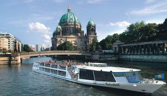River Cruises Berlino