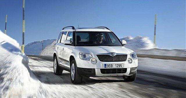 Viaggiare con pneumatici invernali, sicure e low cost