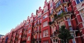 Il quartiere Marylebone di Londra