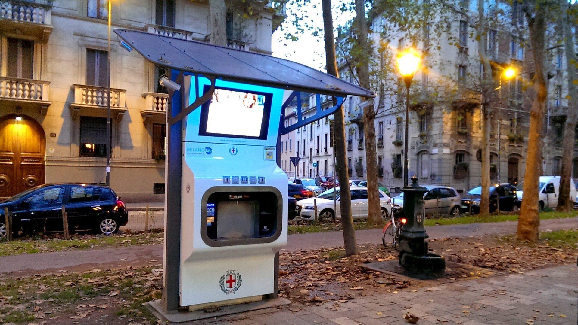 Milano, acqua pubblica e potabile in città - Viaggi Low Cost