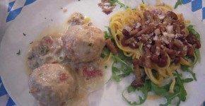 Mangiare bavarese a Trieste: Kapuziner Keller