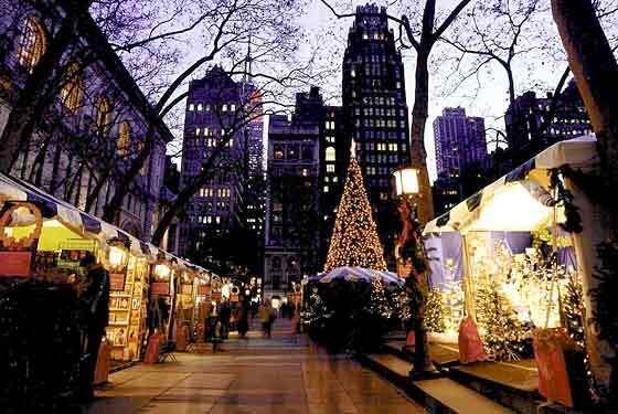 New York Mercatini di Natale