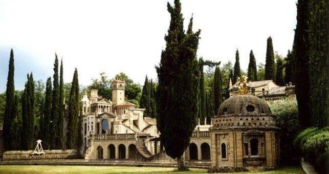 La Scarzuola di Montegabbione in Umbria