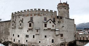 Il Castello del Buonconsiglio a Trento