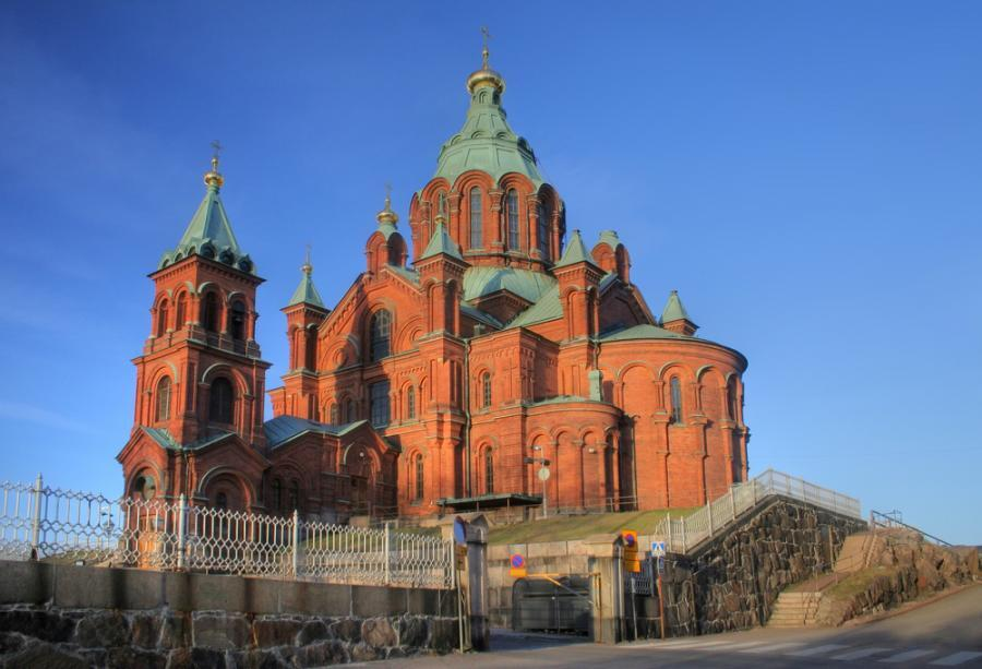 Katolinen Kirkko Helsinki