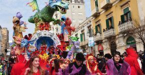 Putignano: uno storico Carnevale