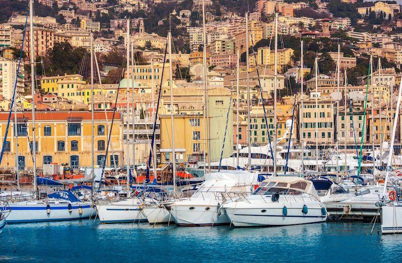 Genova città