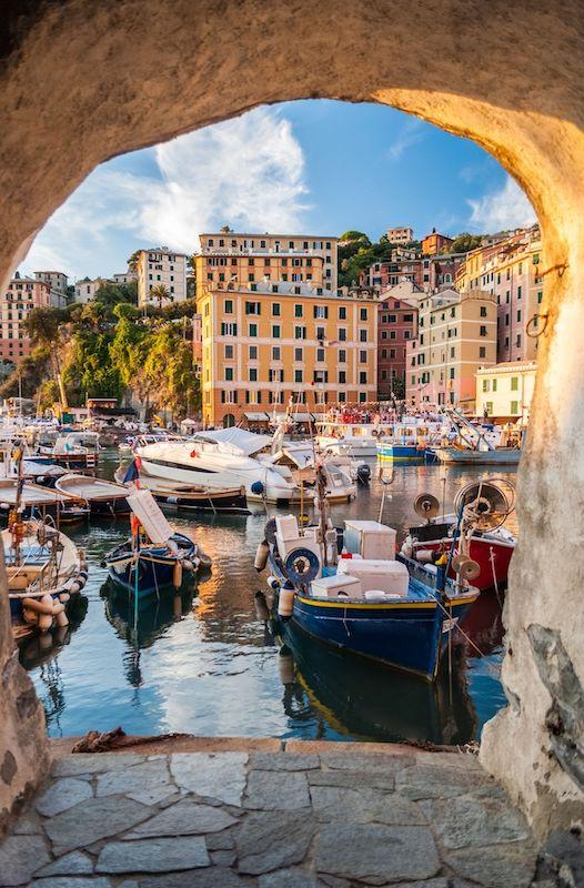 Genova in viaggio