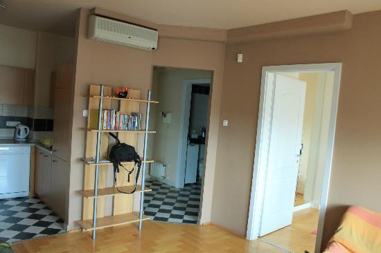 budapest-appartamento