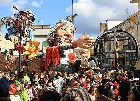 Carnevale 2014 a Saviano