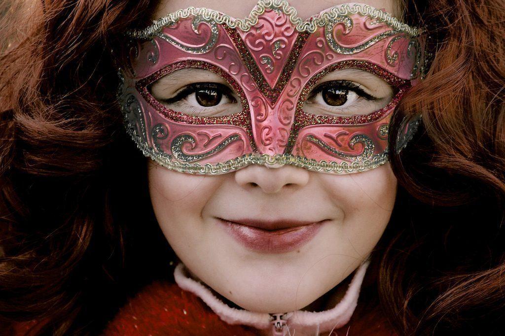 Carnevale di Venezia per bambini