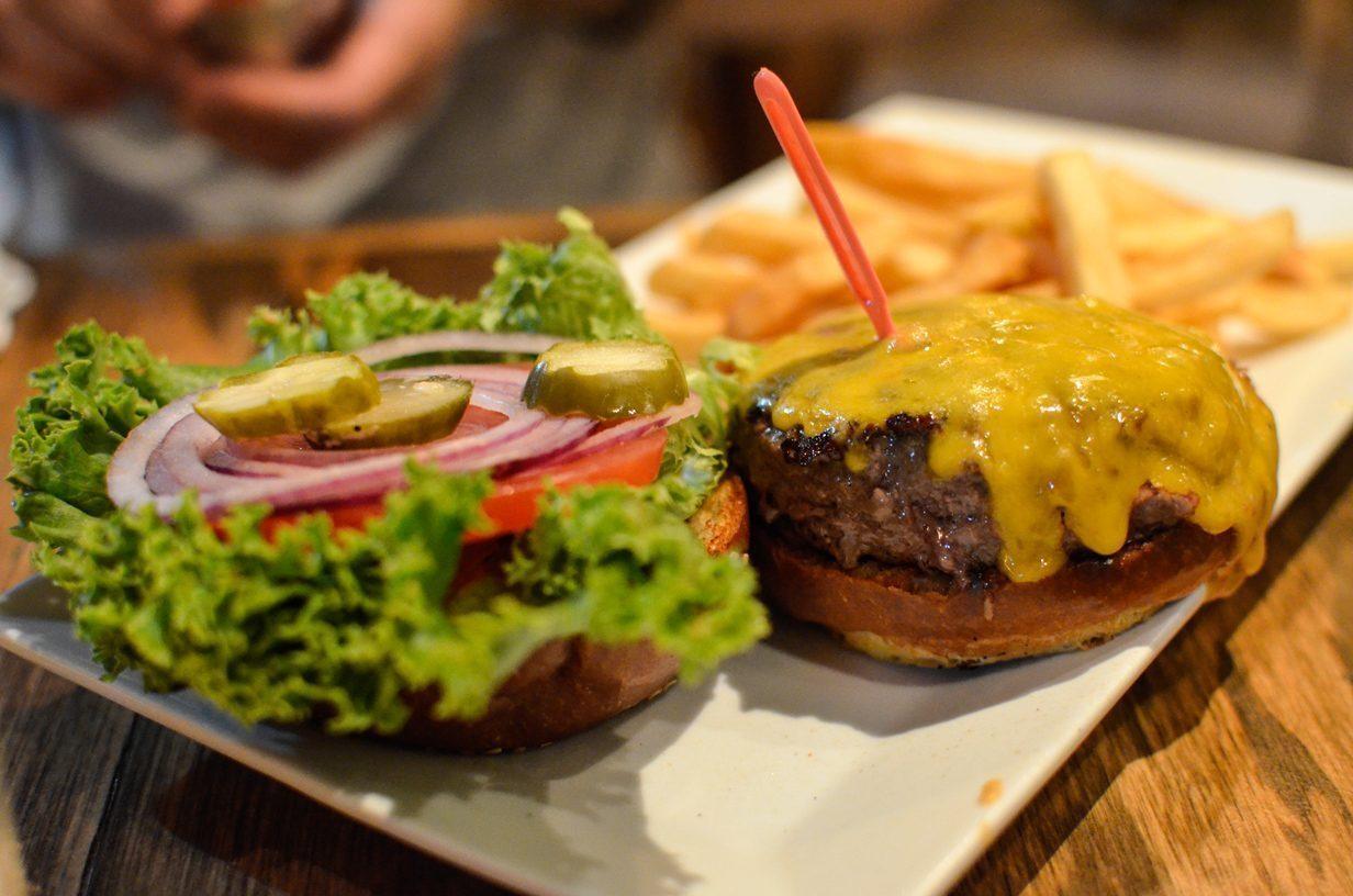Dove mangiare ad amsterdam burger bar for Amsterdam mangiare