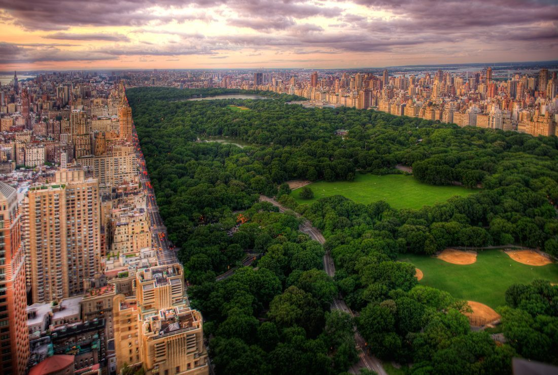 Central park a new york cosa vedere for Appartamenti vacanze new york city manhattan