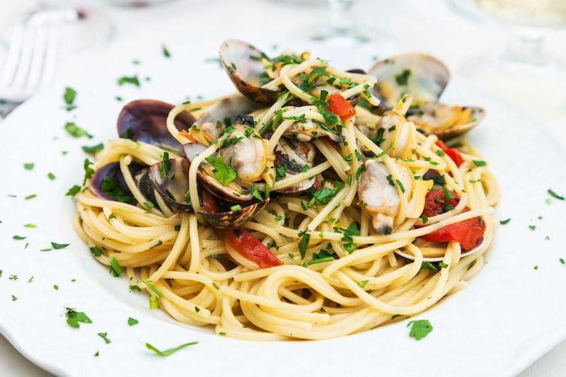 Spaghetti Sicilia